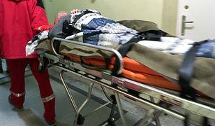 Ujawniamy kulisy pracy szpitala MSWiA. Wyrzucili pacjenta ma korytarz, bo przyjechał polityk