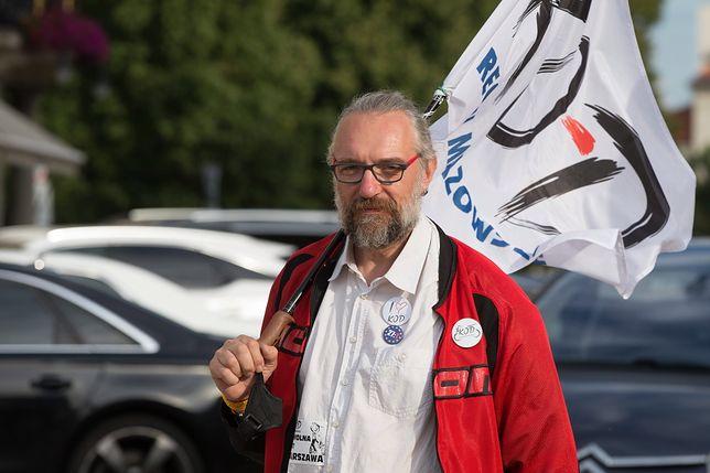Były lider KOD Mateusz Kijowski może trafić do więzienia