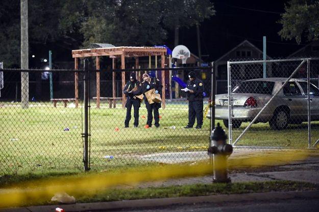 Do strzelaniny doszło w parku rozrywki