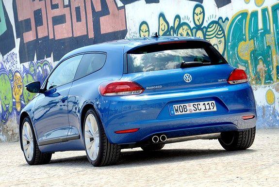 Nagroda główna - Volkswagen Scirocco