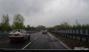 Pijany kierowca w kradzionym BMW powoduje kolizję, ucieka do Sosnowca i idzie na piwo