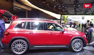 Frankfurt 2019: Mercedes GLB. Niemcy rozciągają kompaktowego SUV-a