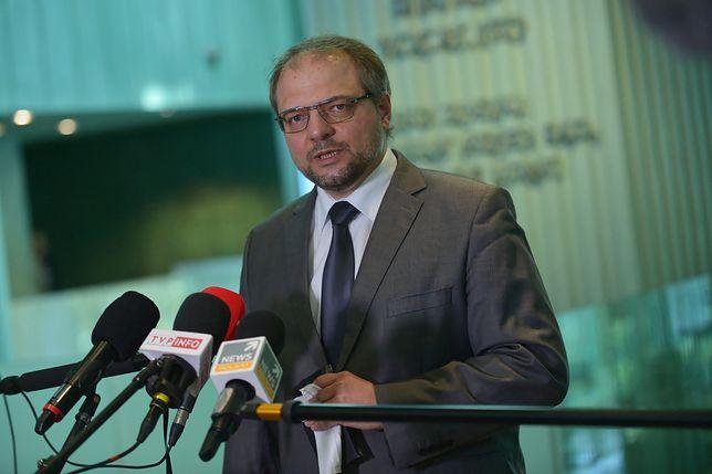Sędzia Aleksander Stępkowski do tej pory był p.o. I prezesa SN