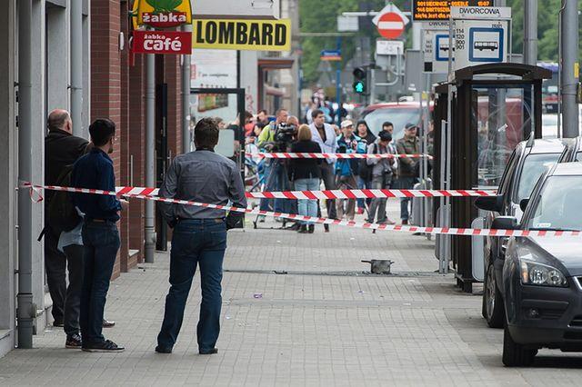 Wybuch w centrum Wrocławia. Podejrzany pakunek w autobusie