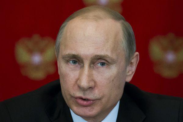 Prezydent Rosji Władimir Putin porozmawia z Rosjanami