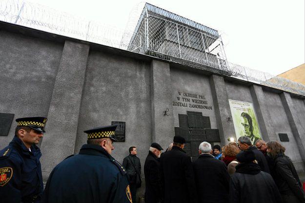 Areszt Śledczy przy ul. Rakowieckiej 37