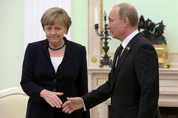 """""""Wprost"""": Zgniły śledź od Putina"""