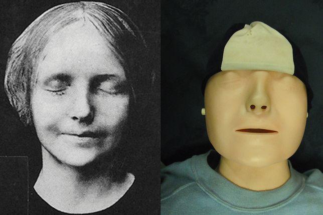 Utopiła się w Sekwanie 140 lat temu. Dziś jej twarz całują miliony