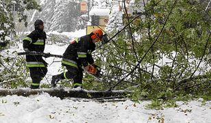 """""""Może dojść do paraliżu"""". Łowcy burz ostrzegają przed intensywnymi opadami śniegu!"""