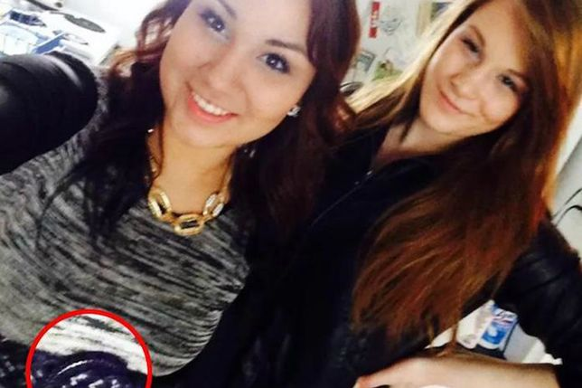 21-latka opublikowała zdjęcie, na którym widać narzędzie zbrodni