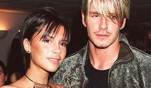 David po raz pierwszy spotkał Vicktorię w 1997 roku