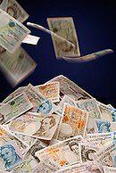 Najniższy kurs funta szterlinga do euro