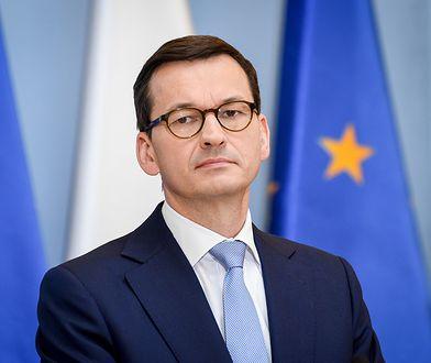 Premier  Mateusza Morawiecki. To na nim spoczywa realizacja nowego gospodarczego programu PiS