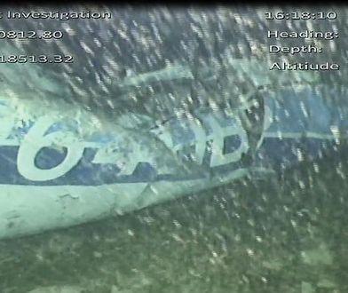 Z awionetki, którą leciał piłkarz Emiliano Sala i pilot wydobyto ciało