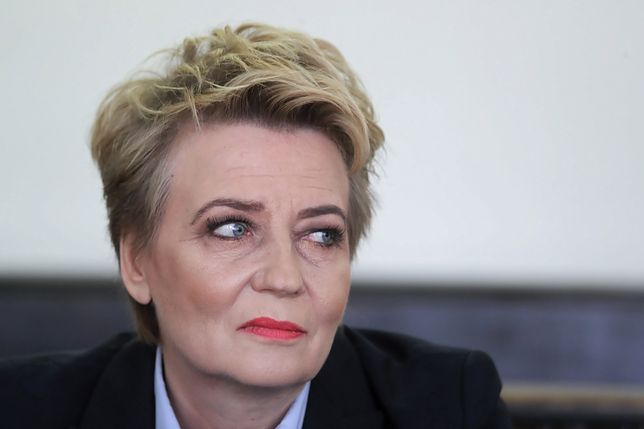 Hanna Zdanowska jest prezydentem Łodzi od 2010 roku