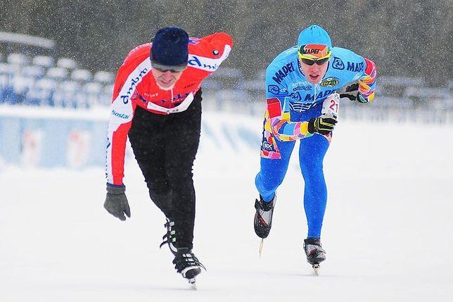 Jubileuszowy Warszawski Triathlon Zimowy