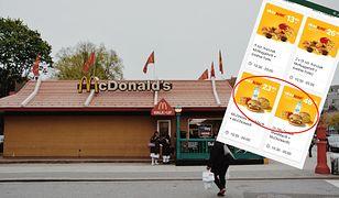 Napoje słodzone zniknęły z zestawów w promocji. McDonald's potwierdza: przez podatek cukrowy