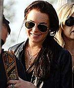 Lindsay Lohan w Notting Hill