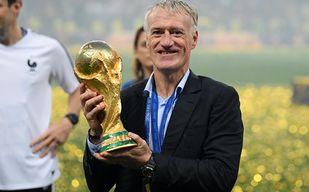 Trener bohaterem Francuzów. Dołączył do legend