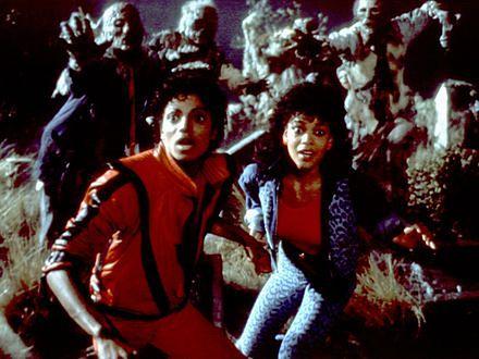 """Trójwymiarowy """"Thriller"""" Michaela Jacksona"""
