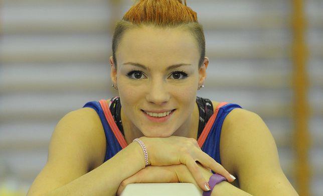 Marta Pihan-Kulesza jest utytułowaną gimnastyczką