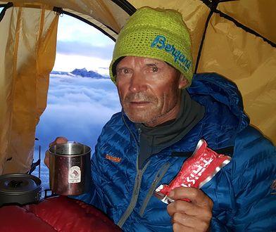 Ryszard Pawłowski - taternik, alpinista i himalaista, instruktor i przewodnik górski.