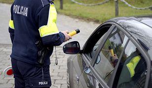 policja, alkomat, kontrola
