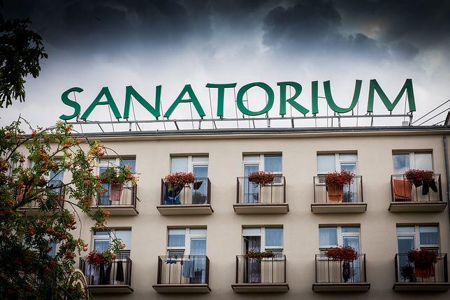 66-latek udawał kuracjusza i okradał gości sanatorium