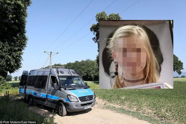 Mrowiny. 10-letnia Kristina nie żyje. Trwają poszukiwania sprawcy.