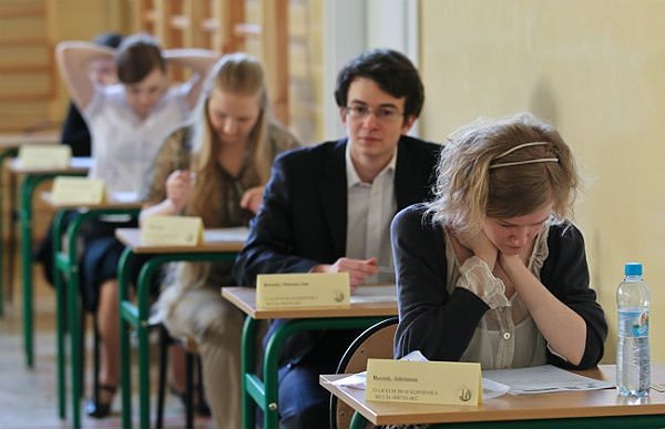 Na maturze egzaminy z biologii i historii