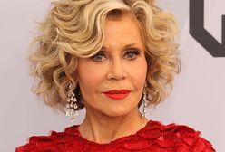 Jane Fonda miała raka. Nikt nie zauważył, że przeszła mastektomię