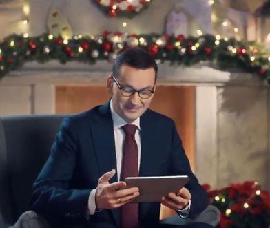 Premier Morawiecki chwali się życzeniami od Polaków