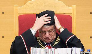 Sąd Najwyższy: Andrzej Wróbel jest już sędzią SN