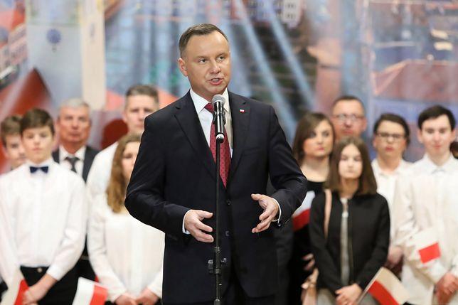 Prezydent Andrzej Duda podpisze ustawę dyscyplinującą sędziów.