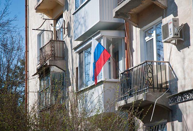 Życie na Krymie po rosyjskiej aneksji. Fotoreportaż WP.PL