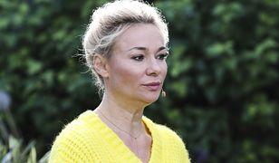 Sonia Bohosiewicz reaguje po wywiadzie Weroniki Rosati.