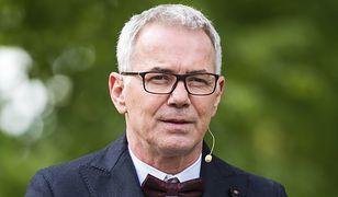 Robert Janowski rozwiódł się z Katarzyną Kalicińską w 1994 roku