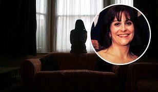 38-letnia Lisa Dryzymala z Manchesteru musiała bronić się przed agresywnym partnerem