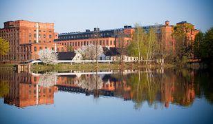 Łódź planuje nowe atrakcje w mieście - chcą odtworzyć historyczne rzeki