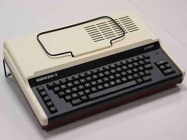 Elwro 800 - komputery z mojej szkoły podstawowej