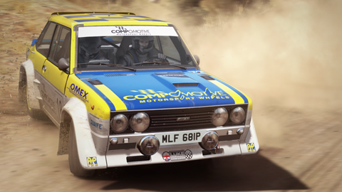 DiRT Rally, gramy w duchowego spadkobiercę Richard Burns Rally