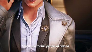 """Nowa postać w Tekken 7 to """"premier Polski"""". Jest oficjalny zwiastun kolejnego DLC - Tekken 7 z nową postacią"""