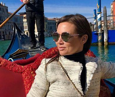 Wenecja - to tu świętuje urodziny Kinga Rusin