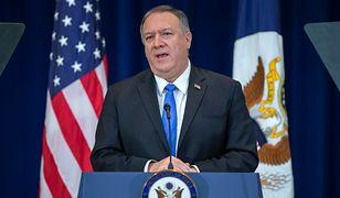 Konflikt Iran-USA. Mike Pompeo trzeci raz rozmawia z Benjaminem Netanjahu