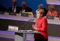 Angela Merkel po raz dziewiąty przewodniczącą CDU