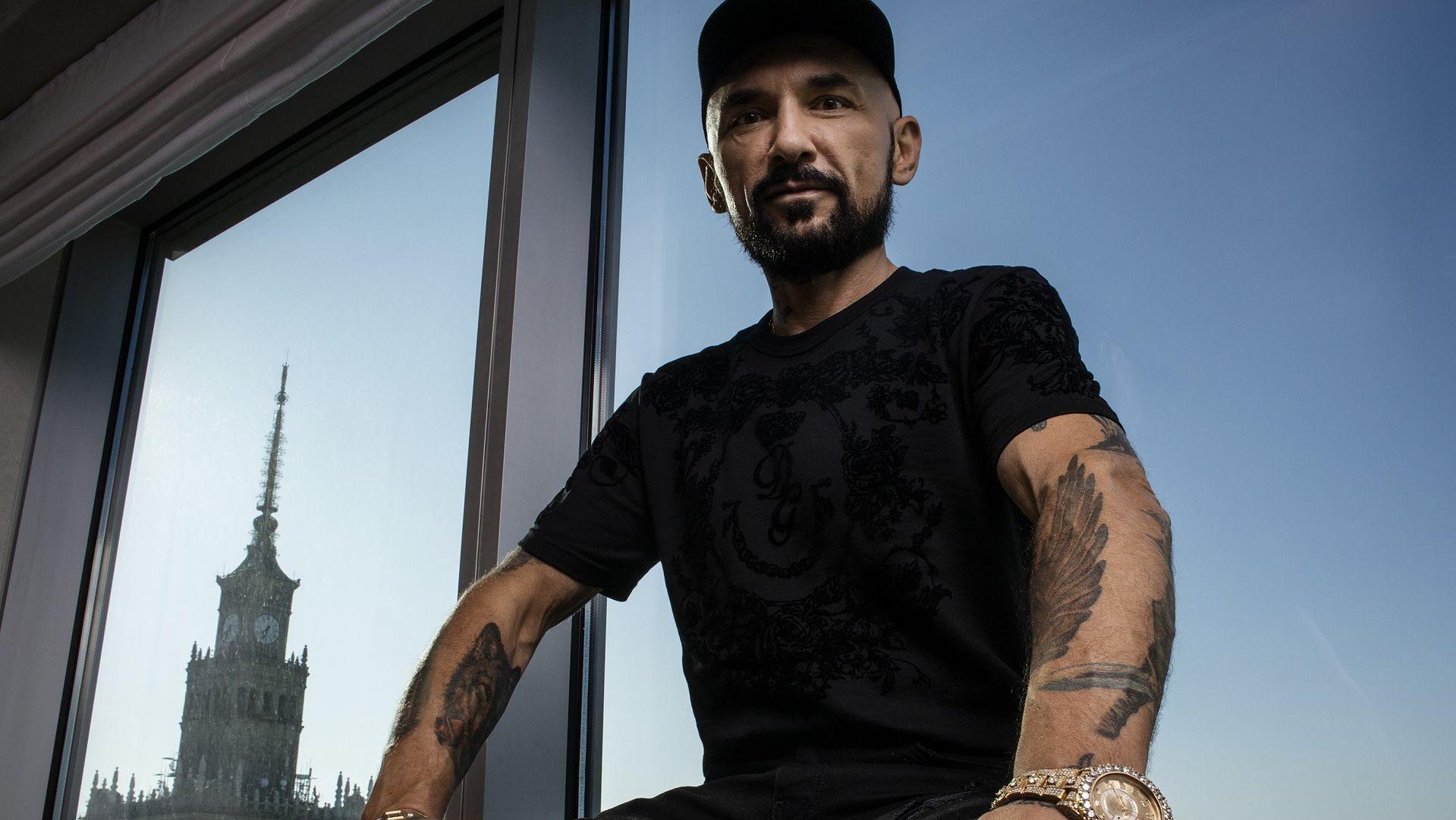 """Patryk Vega: """"Pseudokibice w Polsce to quasi-sekta"""""""