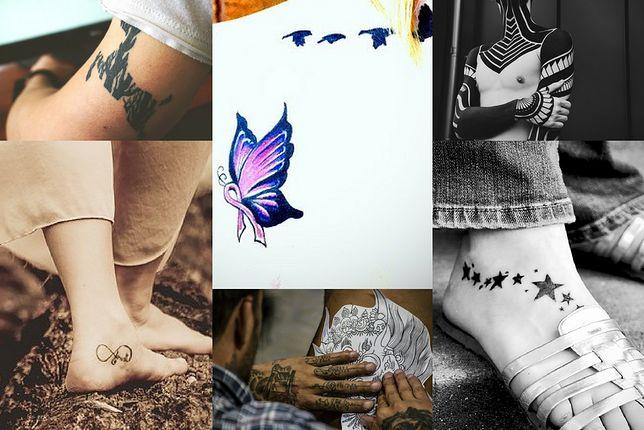 Wzory na tatuaż damskie i męskie