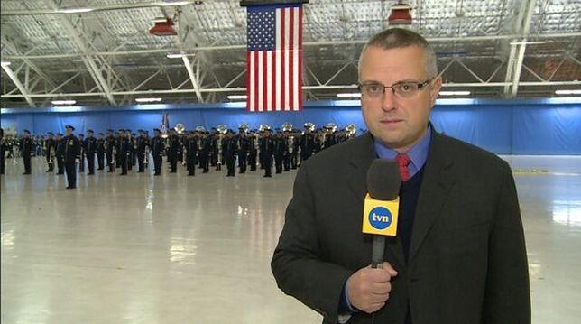 Marcin Wrona trafił do szpitala w Polsce. Informację zamieścił na Twitterze
