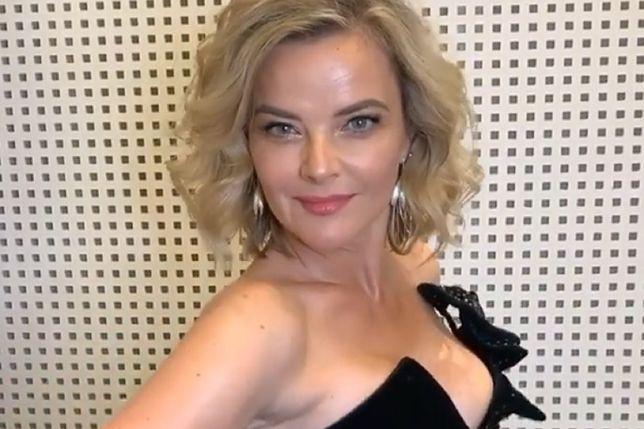 Monika Zamachowska pokazała zdjęcie z koncertu Kuby Sienkiewicza