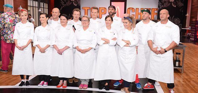 """""""Top Chef Gwiazdy"""": znamy nazwiska wszystkich uczestników!"""